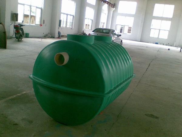 玻璃钢隔油池